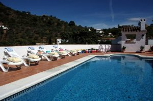 Private pool holiday Andalusia
